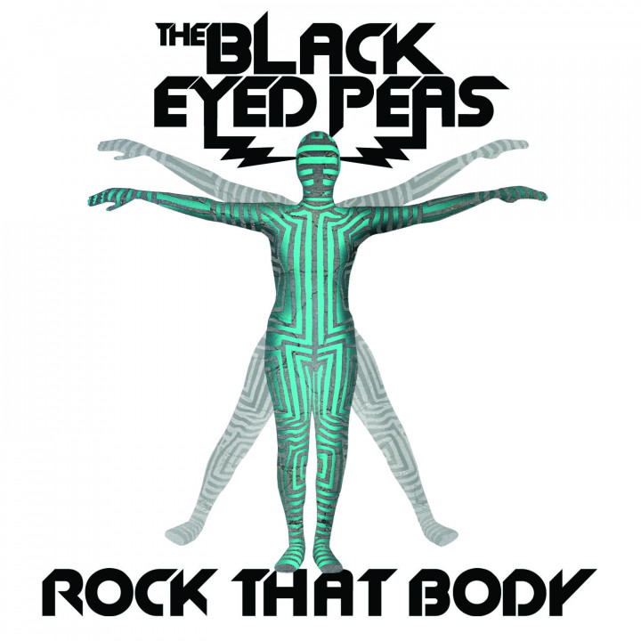 Black Eyed Pease Rock That Body cover 2010