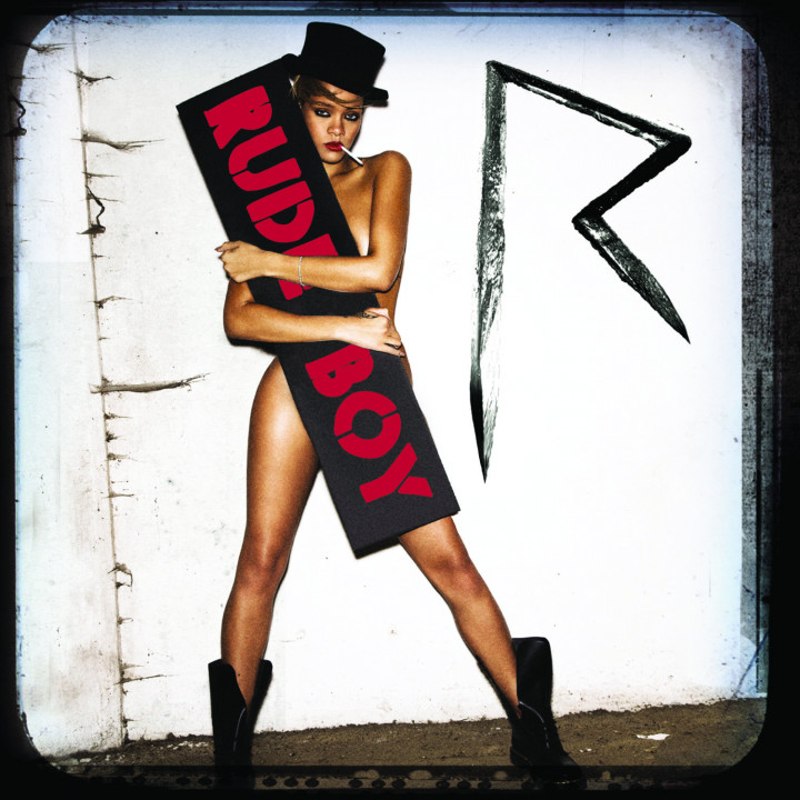 Rihanna Rude Boy Cover 2010
