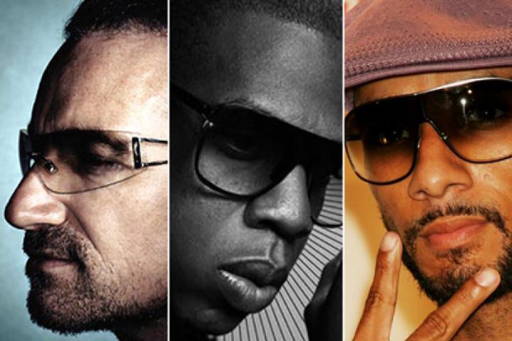 Bono + Jay-Z + Swizz