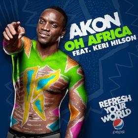 Akon, Oh Africa, 00602527326344