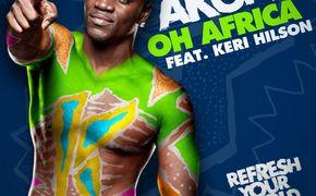 Akon, Oh Africa - der Pepsi-Song ab sofort erhältlich!