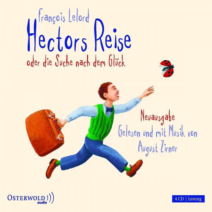 Lelord: Hectors Reise o. die Suche nach dem Glück: Zirner,August