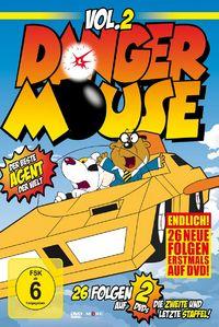 Danger Mouse, Danger Mouse Vol.2 - die 2.Staffel (2-DVD-Box), 04032989602148