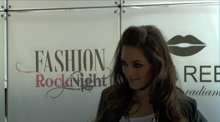 So war's bei der Fashion Rock Night am 22.01.2010