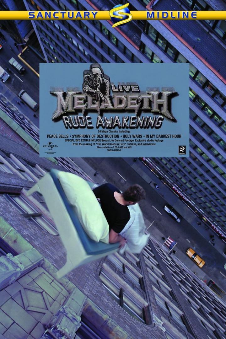 Rude Awakening - Live: Megadeth