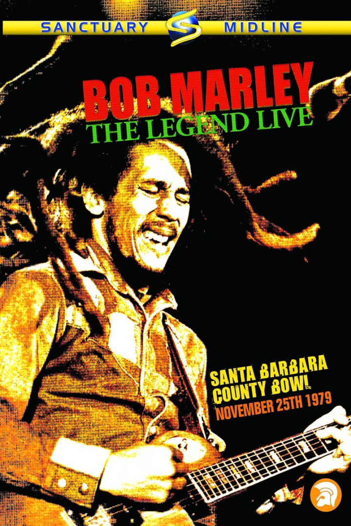 The Legend Live: Marley,Bob