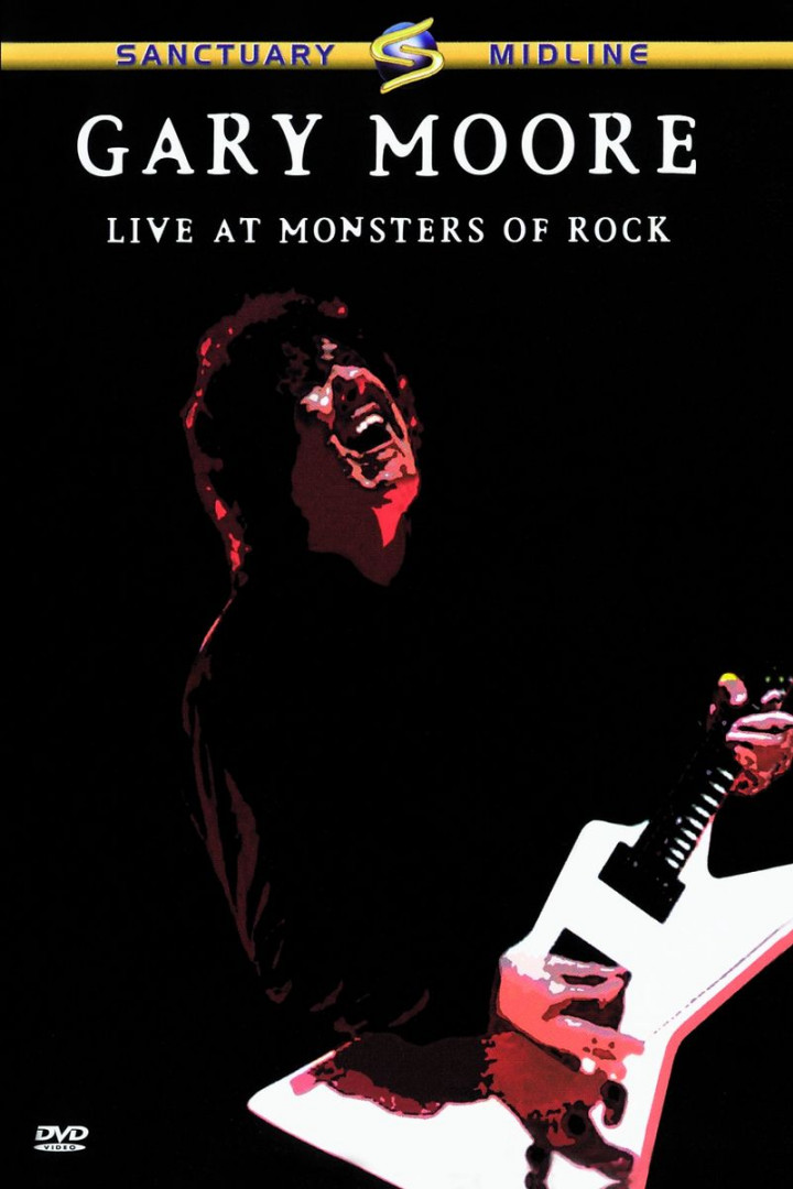 Live at Monsters of Rock: Moore,Gary