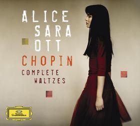 Alice Sara Ott, Chopin: Sämtliche Waltzer, 00028947780953