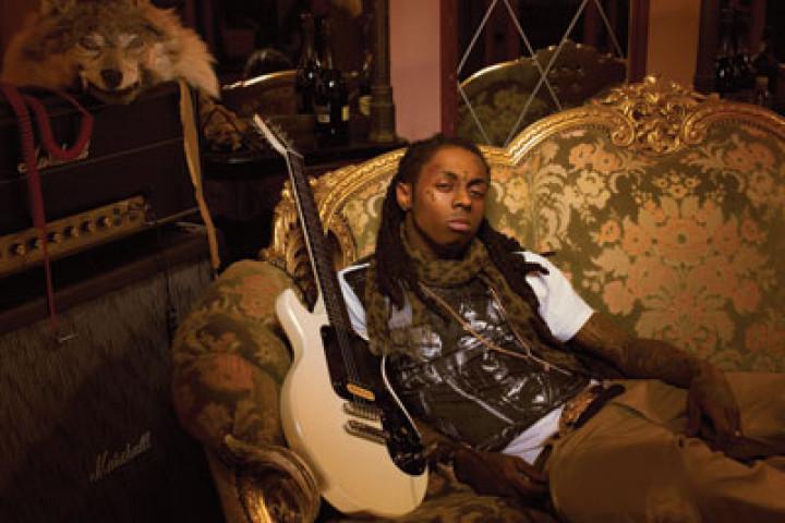 Lil' Wayne Rebirth 2010 01
