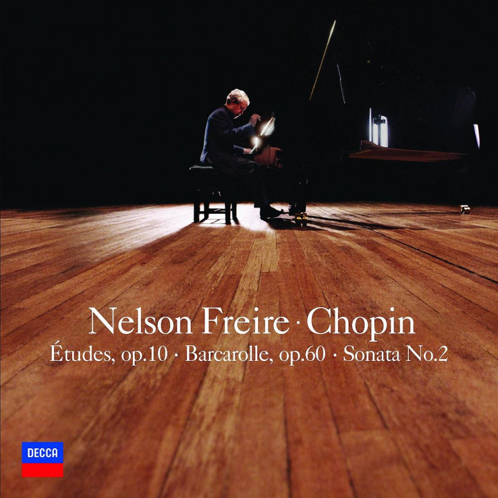 Chopin: Piano Sonata No.2 etc