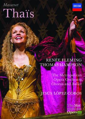 Renée Fleming, Massenet: Thais, 00044007433553