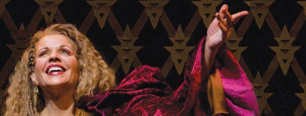 Renée Fleming, Schillernde Exotik an der Met