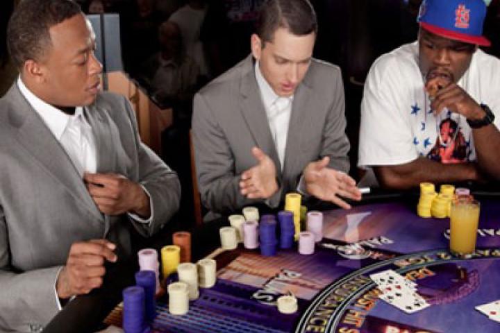 Dr. Dre, Eminem & 50 Cent