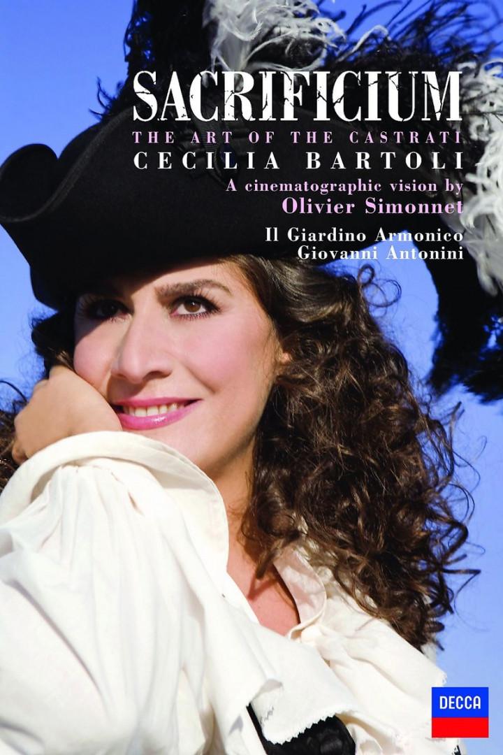 Sacrificium (DVD): Bartoli,Cecilia