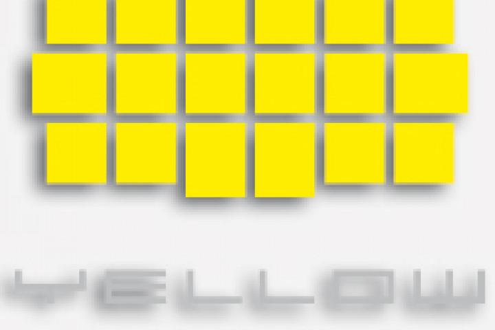 Yellow Lounge Logo mit Schatten © Universal Music GmbH