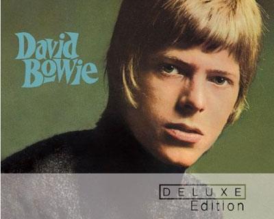 David Bowie, Exklusiver Re-release des ersten Albums