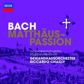 Riccardo Chailly, Bach: Matthäus-Passion, 00028947821946