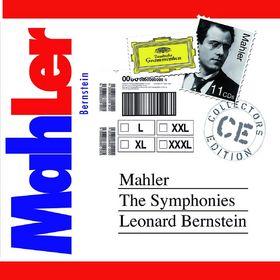 Leonard Bernstein, Gustav Mahler: Die Sinfonien, 00028947786689