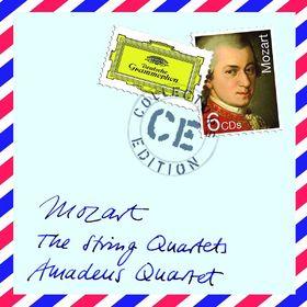 Wolfgang Amadeus Mozart, Mozart, W.A.: The String Quartets, 00028947786801