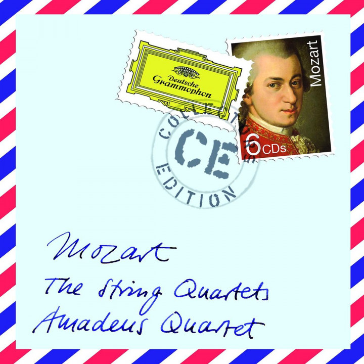 Mozart, W.A.: The String Quartets
