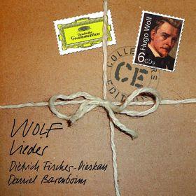 Daniel Barenboim, Wolf: Lieder, 00028947787075