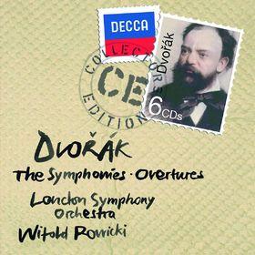 Antonín Dvorák, Dvorak: The Symphonies, 00028947822967