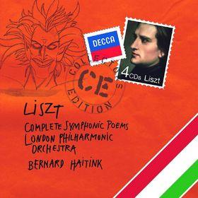 Bernard Haitink, Liszt: Tone Poems, 00028947823094