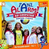 KiKA, Die Reisehörspiele Vol. 1 - Frankreich & Niederlande, 00602527165295