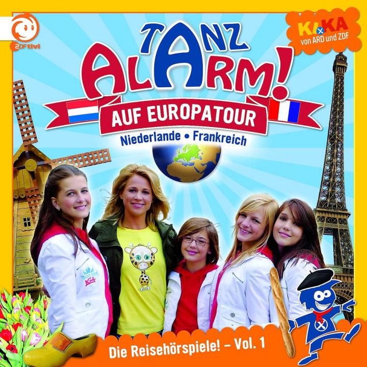 Die Reisehörspiele Vol. 1 - Frankreich & Niederlande