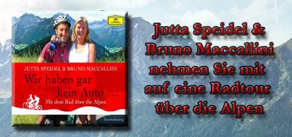 Jutta Speidel & Bruno Maccallini, Das Hörbuch Wir haben gar kein Auto