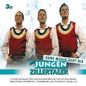 Die Jungen Zillertaler, Ohne Musik geht nix, 00602527341897