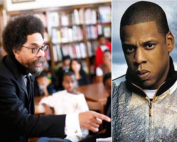 Jay-Z, Cornel West sagt Jay-Z ist nicht motiviert