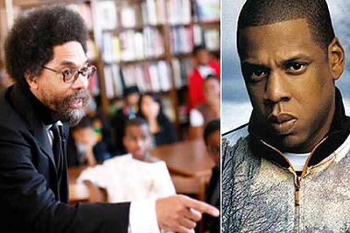 Cornel West + Jay-Z