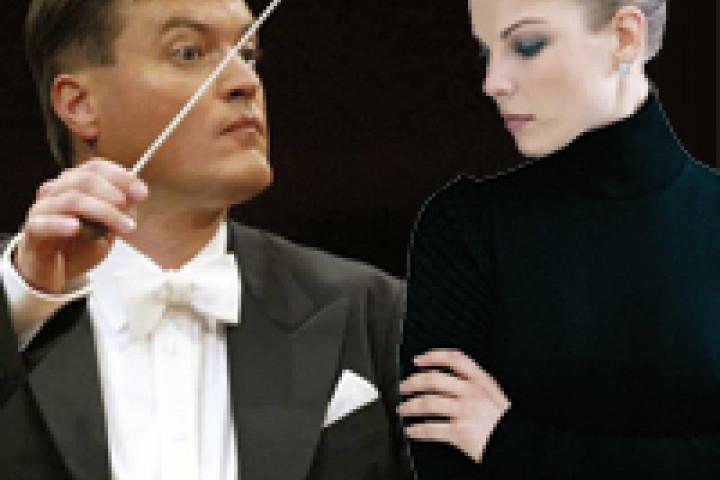 Christian Thielemann und Elina Garanca