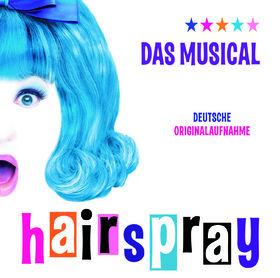 HAIRSPRAY, Hairspray - Deutsche Originalaufnahme: Musical/Köln, 00602527335308