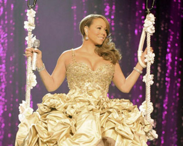 Mariah Carey, Kanada feierte Mariah Carey