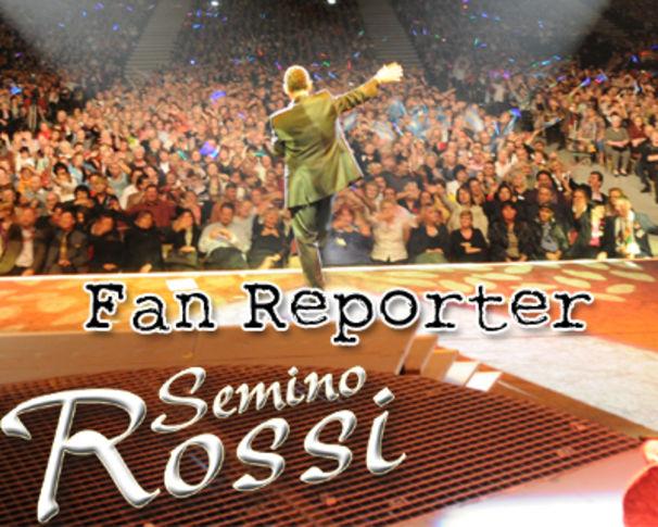 Semino Rossi, Fan Reporter: Die Premiere zum Tourbeginn in Bayreuth