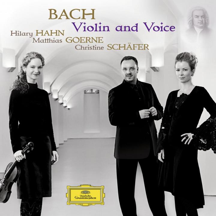 Hilary Hahn Violine und Gesang Cover