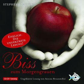Stephenie Meyer, Bis(s) zum Morgengrauen (ungekürzte Lesung), 09783867420679