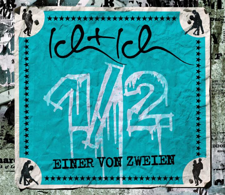 Ich + Ich Einer von uns zweien cover 2010