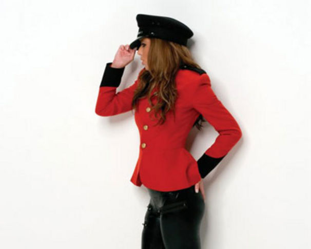 Cheryl, Cheryl wird US-Modeikone