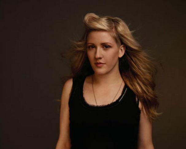 Ellie Goulding, Sternförmige Vinyl zu gewinnen