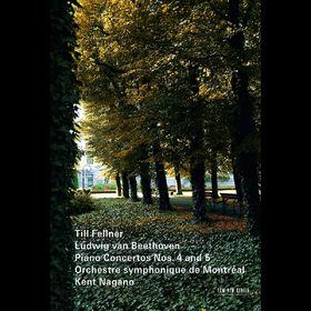 Till Fellner, Ludwig van Beethoven - Piano Concertos Nos. 4 and 5, 00028947633150