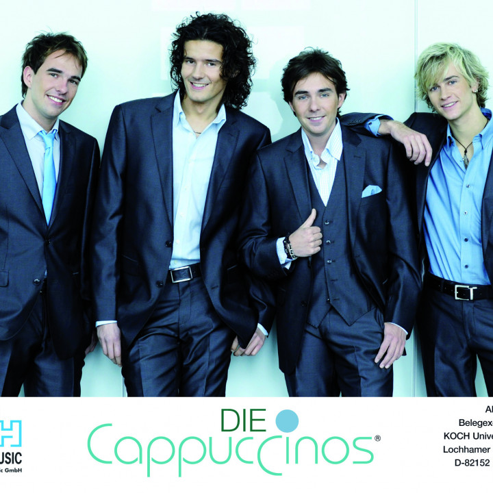 Die Cappuccinos 01 2010