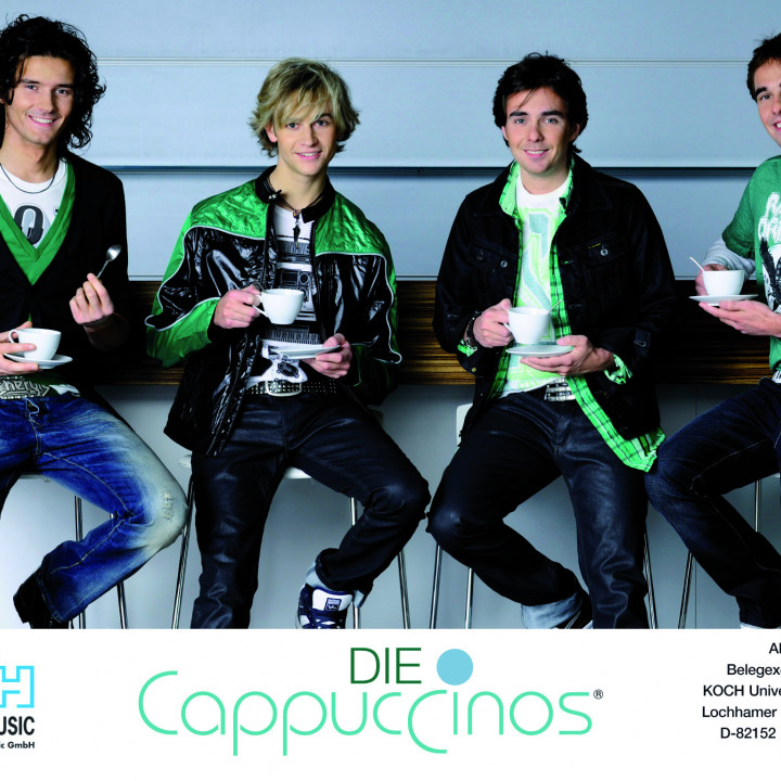 Die Cappuccinos 02 2010
