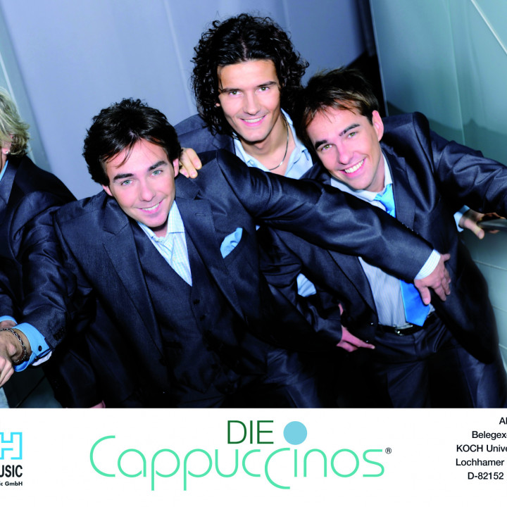 Die Cappuccinos 03 2010