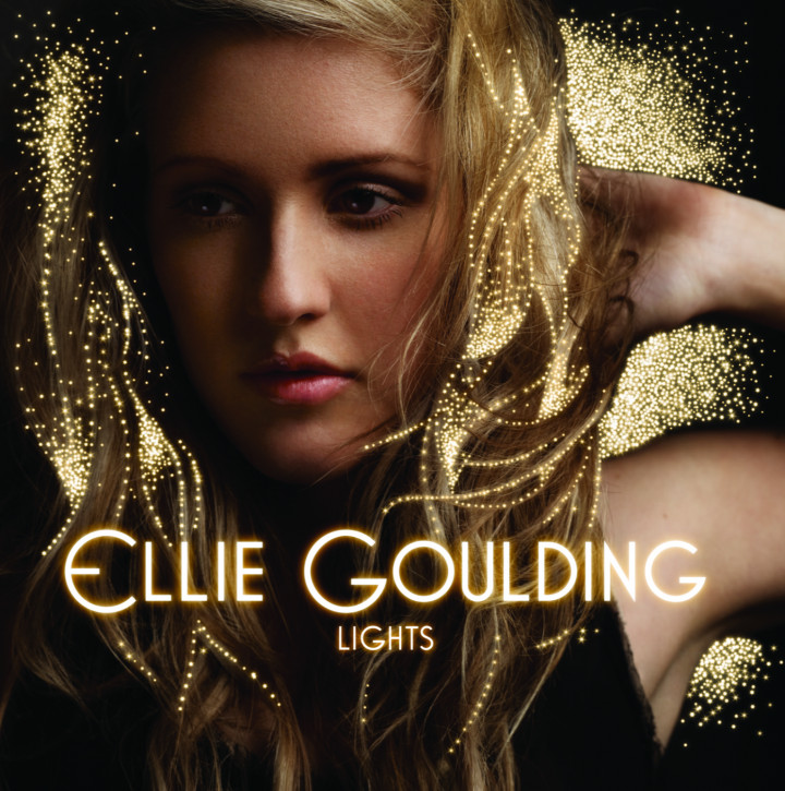 ellie goulding lights cover 2010