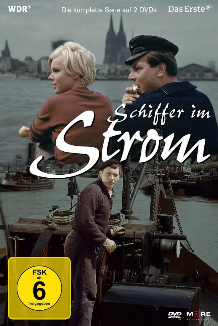 Schiffer im Strom - die komplette Serie (2 DVD): Schiffer im Strom