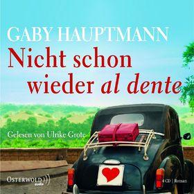 Gaby Hauptmann, Nicht schon wieder al dente, 09783869520438