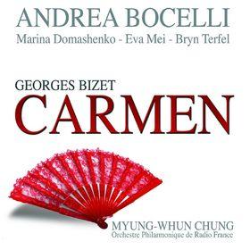 Andrea Bocelli, Carmen, 00028947576464